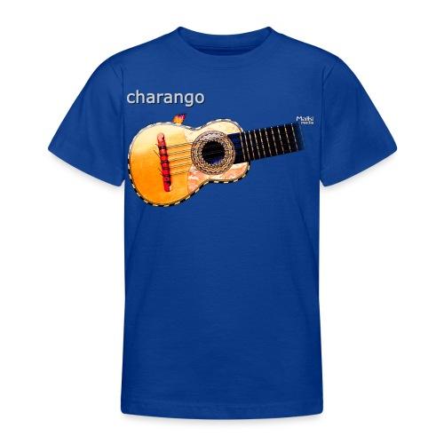 Charango - Camiseta adolescente