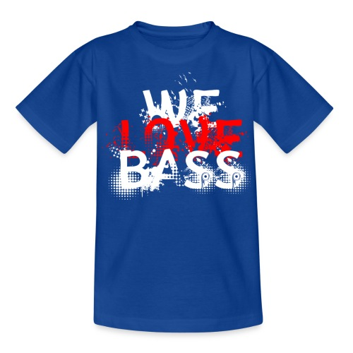 welovebass01 - Teenager T-Shirt