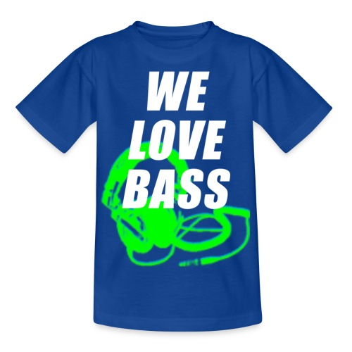 welovebass11 - Teenager T-Shirt