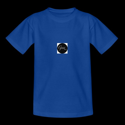 black/white texture - Teenage T-Shirt