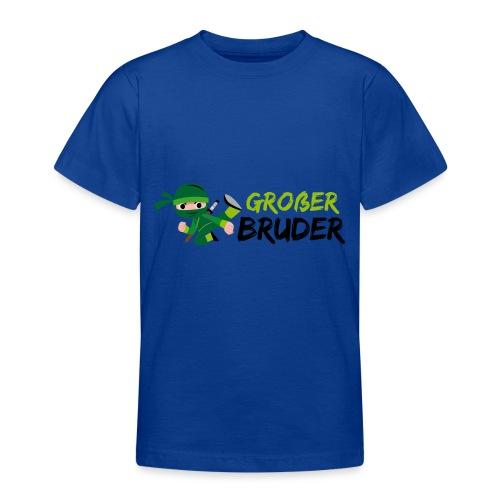 Ninja - Großer Bruder - Teenager T-Shirt