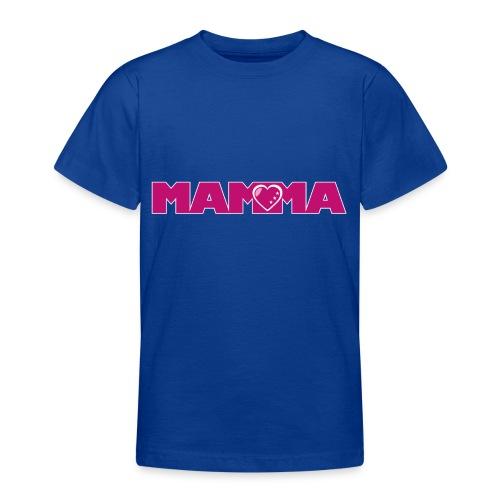 MAMMA - T-shirt tonåring
