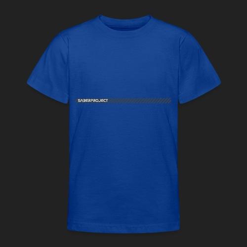 Saberproject Streifen - Teenager T-Shirt