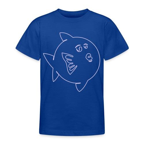 Poisson Ligne - T-shirt Ado