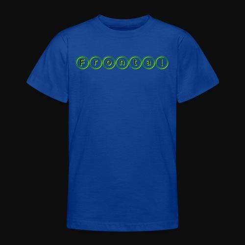 ƒяσηтαℓ (green) - Teenager T-Shirt