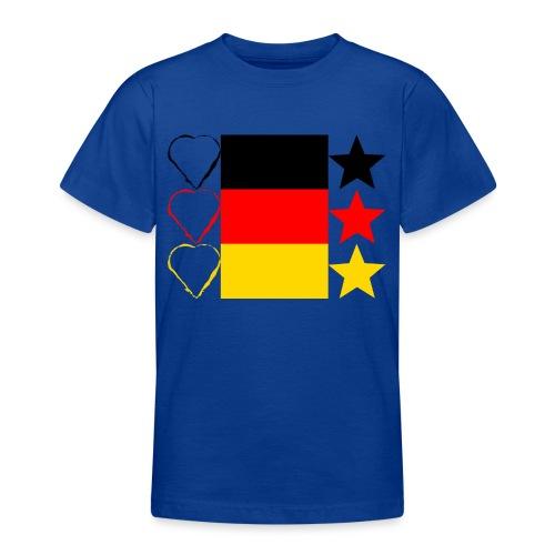 Liebe Deine Stars - Teenager T-Shirt
