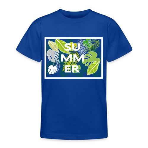 Summer - Sommer - Teenager T-Shirt