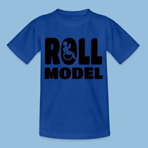 Roll model 016 - Teenager T-shirt