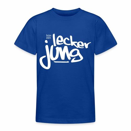 Lecker Jung - Teenager T-Shirt