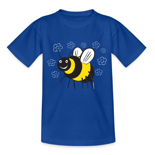 MEHILÄINEN BEE, Textiles and Gifts 10-1E - Nuorten t-paita