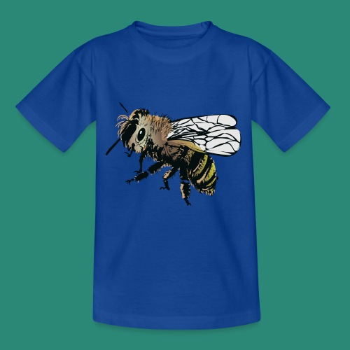 Wespe - Teenager T-Shirt