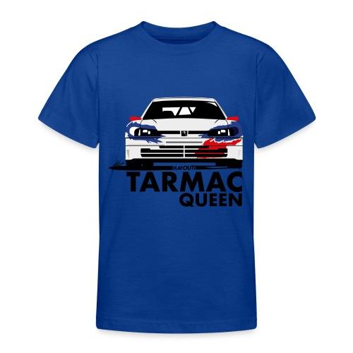 Tarmac Queen 306 Maxi Rally - T-shirt Ado