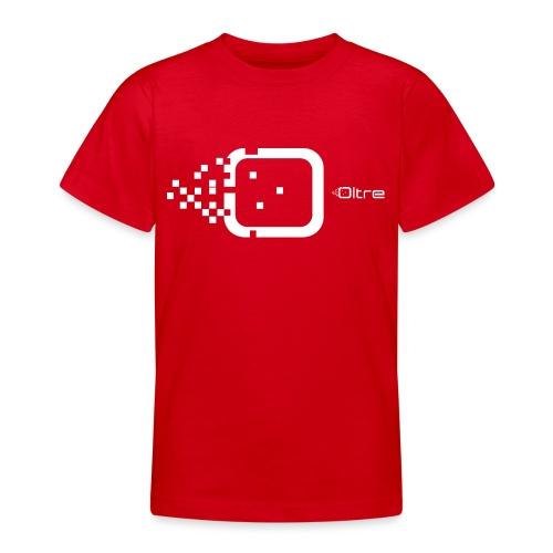 Logo Associazione Oltre - Maglietta per ragazzi