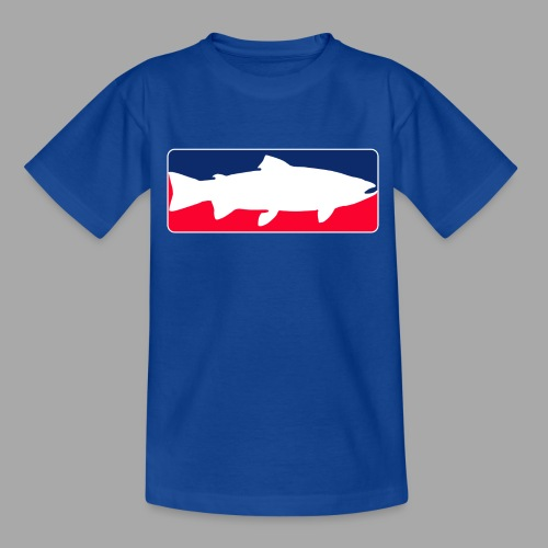 Trout - Nuorten t-paita