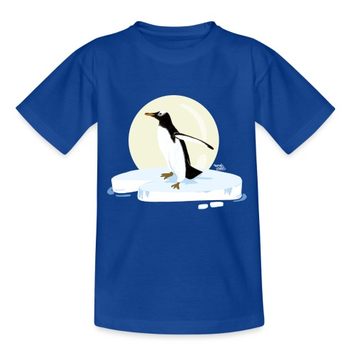 Ijzige pinguïn - T-shirt Ado