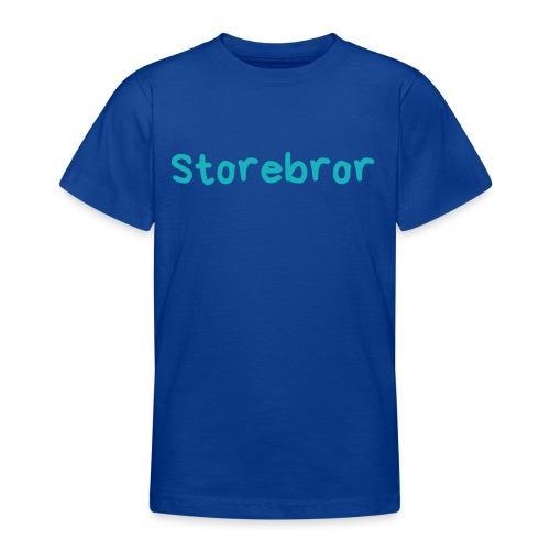 Storebror - T-skjorte for tenåringer