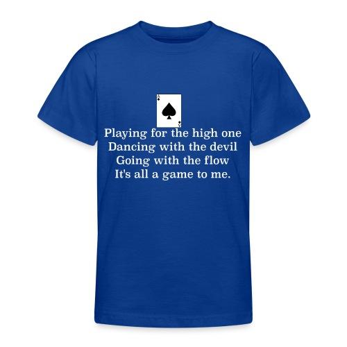 ace of spades lyrics #1 - Teenage T-Shirt