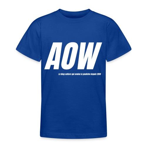 AOW 2021 #2 - T-shirt Ado