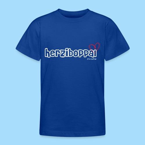 Herziboppal - Teenager T-Shirt