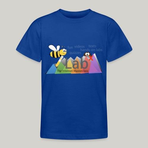 iLabX - The Internet Masterclass - Teenage T-Shirt