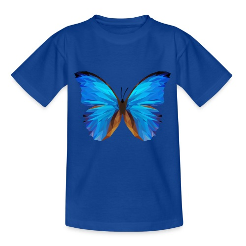 PAPILLON - MINIMALISTE - T-shirt Ado