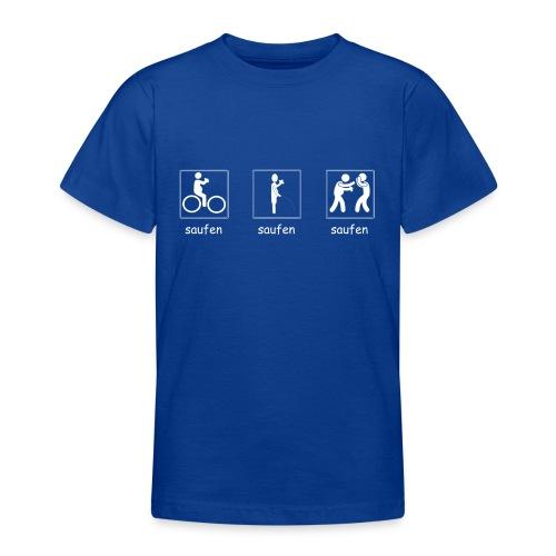 Vatertag #02 - Teenager T-Shirt