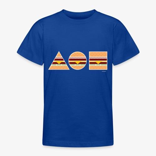 Graphic Burgers - Maglietta per ragazzi