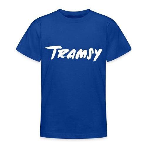 Tramsy - web development - T-shirt tonåring