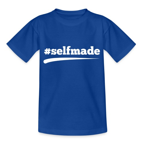 #SELFMADE - Teenager T-Shirt
