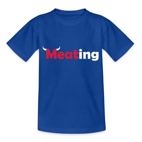 Meating Bull - Teenager T-Shirt