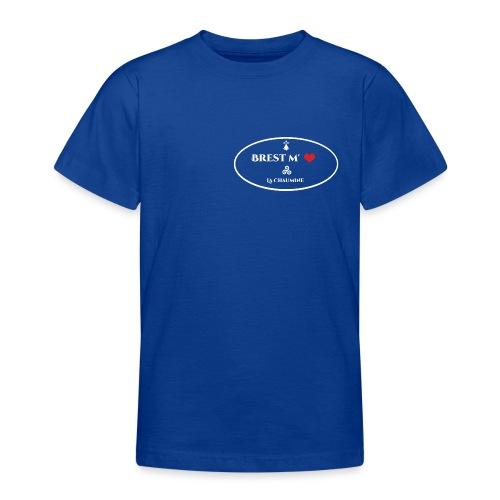 Brest m'aime - T-shirt Ado