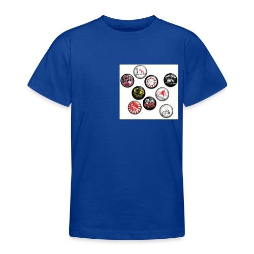 badgesCB - T-shirt Ado