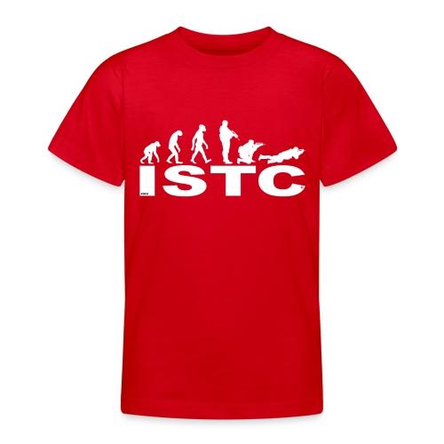 ISTC BLANC - T-shirt Ado