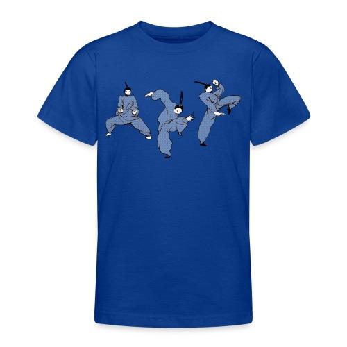 Kungbao - Martial Arts Kung Fu Kampfkunst Kombo - Teenage T-Shirt