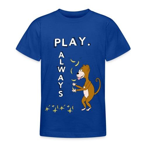 PLAY ALWAYS - JUGGLER MONKEY - Circus Lover - Maglietta per ragazzi