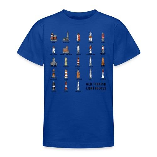 SUOMEN MAJAKKA Paidat, tekstiilit ja lahjatuotteet - Nuorten t-paita