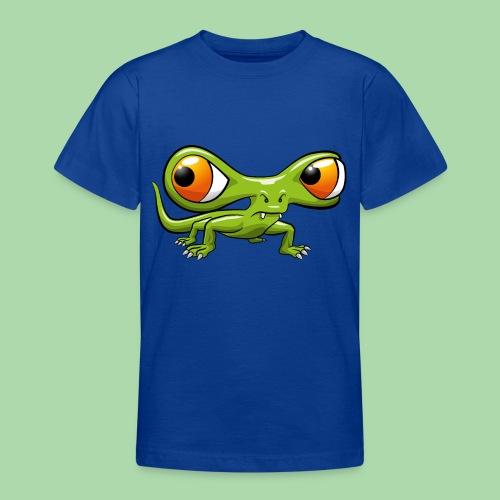 Monster Echse - Teenager T-Shirt