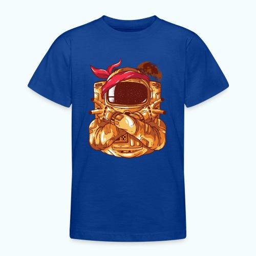 Rebel astronaut - Teenage T-Shirt