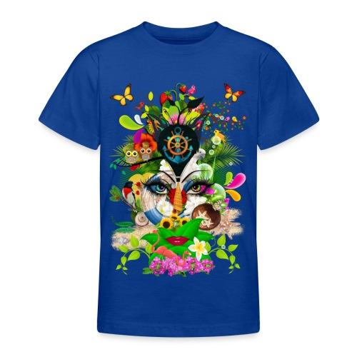 Parfum d'été by T-shirt chic et choc - T-shirt Ado