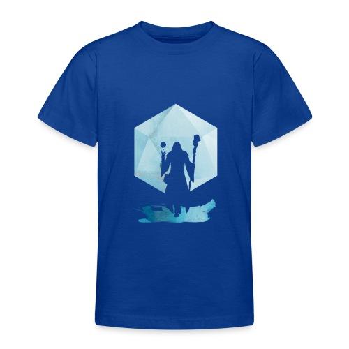 Legendaarinen Mage - Dungeons and Dragons d20 - Nuorten t-paita