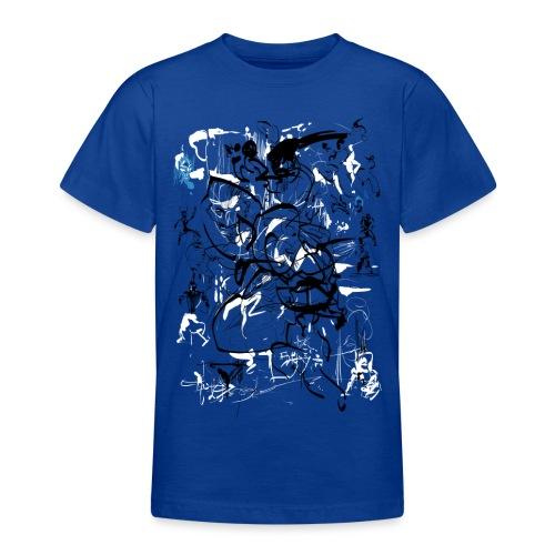 art of shaolin - Teenage T-Shirt