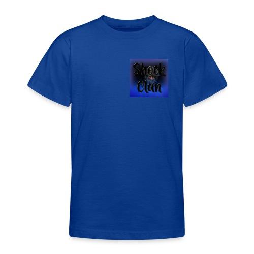 ShoCK Clan Logo Neu - Teenager T-Shirt