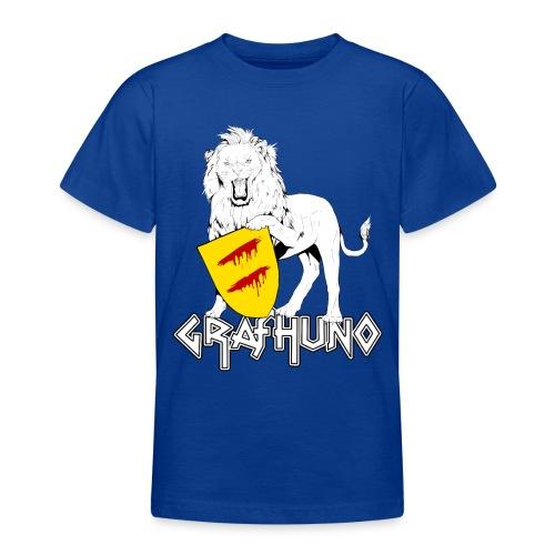 Ostfriesland Häuptlinge Graf Huno von Rastede - Teenager T-Shirt