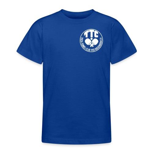 TTC Hockenheim Wappen - Teenager T-Shirt