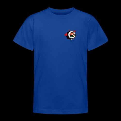 kleine Rolle - Teenager T-Shirt