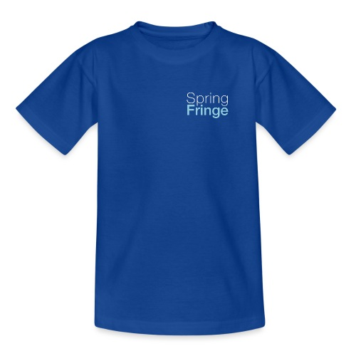 Spring Fringe Kids (small sizes) - Teenager T-Shirt