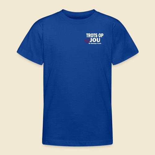Trots op Jou by Natasja Poels - Teenager T-shirt