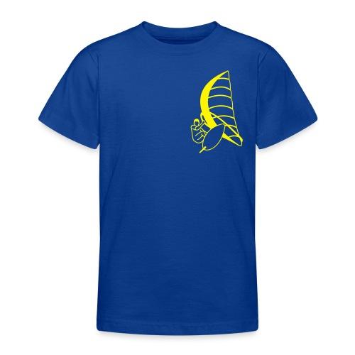 1 color Surfer Windsurfer Surfering Paradise - Teenager T-Shirt