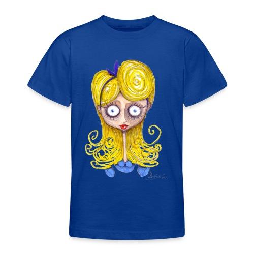 Alice Nel Paese Delle Meraviglie - Maglietta per ragazzi