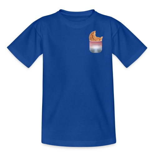 Der Cookie (Keks) in der Tasche-MERCH - Teenager T-Shirt